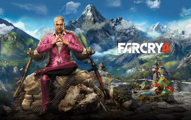 Far Cry 4 Game (click to view)