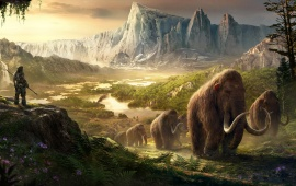 Far Cry Primal Elephant