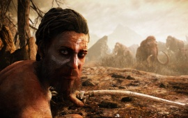 Far Cry Primal Image Prehistoric Mammoth Game