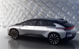 Faraday Future FF 91 2017