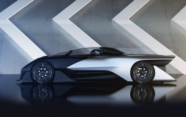 Faraday Future FFZero1 Concept 2016
