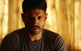 Farhan Akhtar As Daanish Ali In Wazir