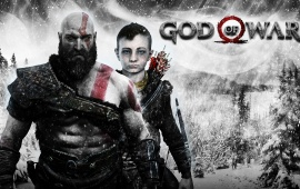 Father And Son God Of War PS4