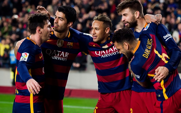 Fc Barcelona 2016 (click to view)