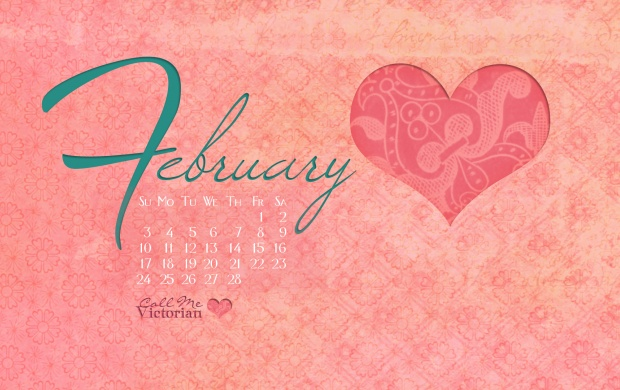 February 2013 Valentine Calendar (click to view)