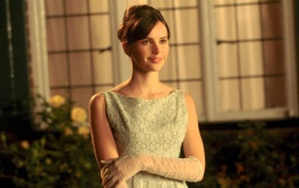 Felicity Jones Shine In The Theory Of Everything 2014