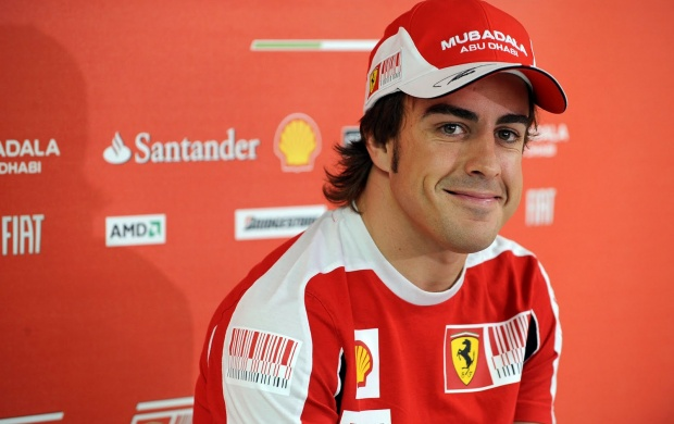 Fernando Alonso (click to view)