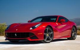 Ferrari F12berlinetta USA Version 2013