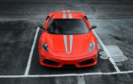 Ferrari F430 Scuderia Parking Car