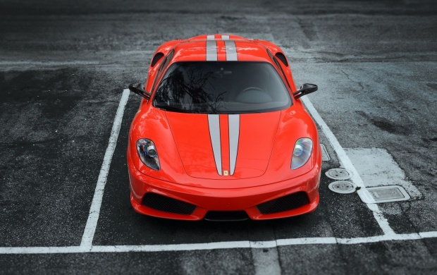 Ferrari F430 Scuderia Parking Car (click to view)