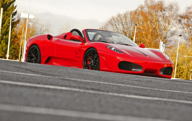 Ferrari F430 Spider Tuning (click to view)