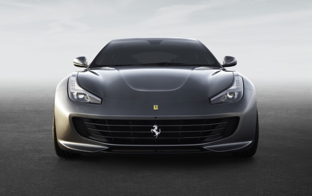Ferrari GTC4 Lusso 2016 Front (click to view)