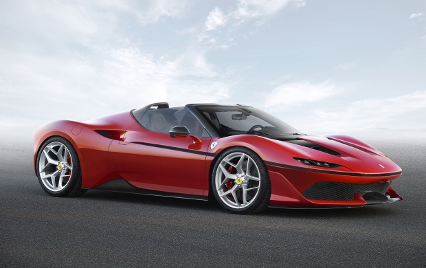 6408 Views Ferrari J50 2016