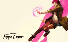 Fetch Infamous: First Light 2014
