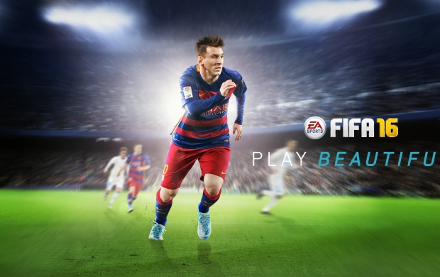 FIFA 16  Play Beautiful (click to view)