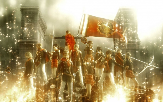Final Fantasy Type-0 (click to view)