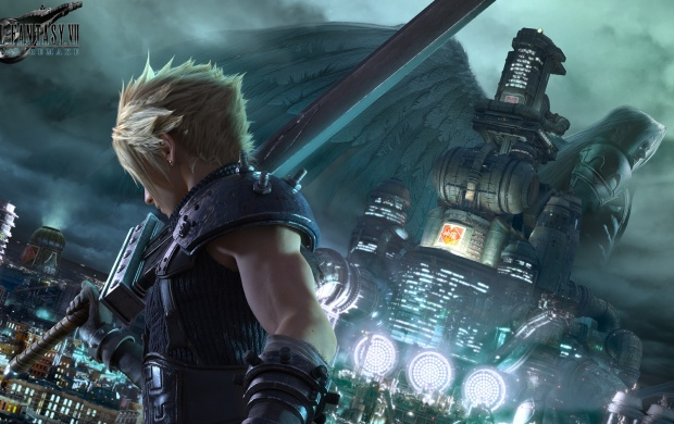 Final Fantasy VII Remake (click to view)