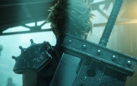 Final Fantasy Vii Remake Cloud Strife