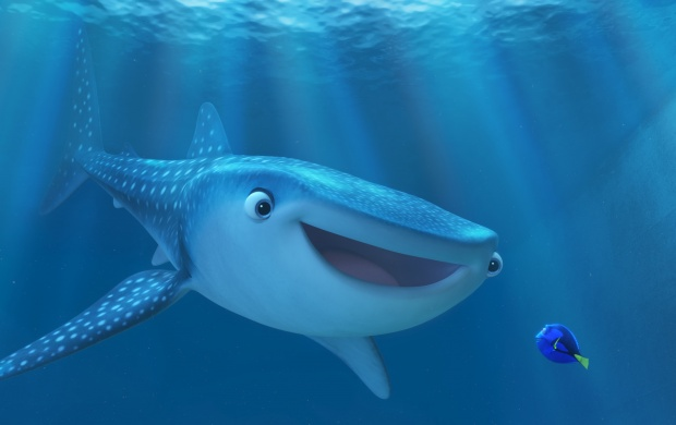 Finding Dory Movie Stills (click to view)