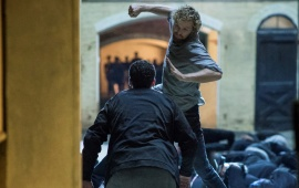 Finn Jones In Iron Fist 2017