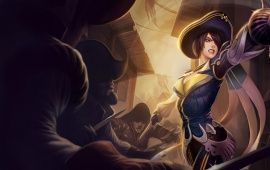 Fiora League Of Legends Skins