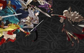 Fire Emblem Heroes Heroes And Heroines