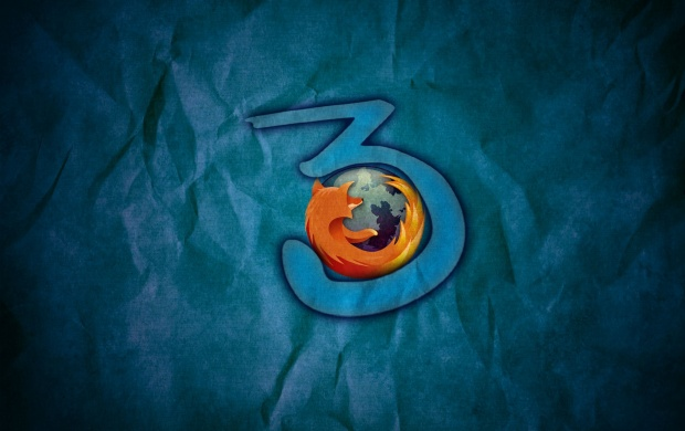 Firefox 3 Blue (click to view)