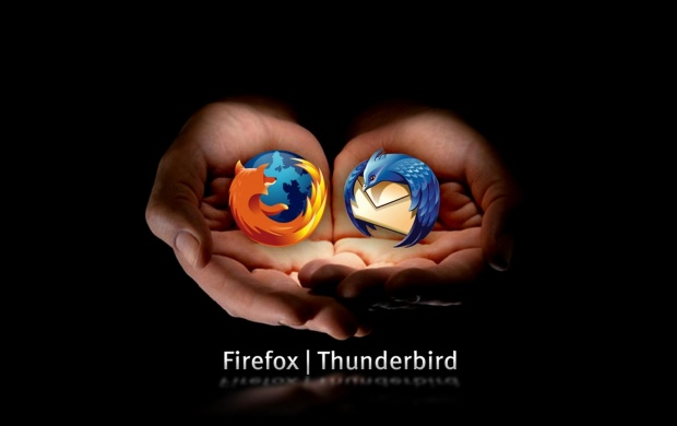Firefox Thunderbird (click to view)