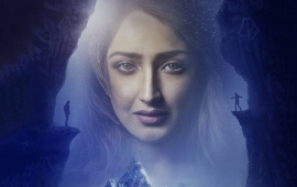 First Look Of Sayyeshaa From Shivaay