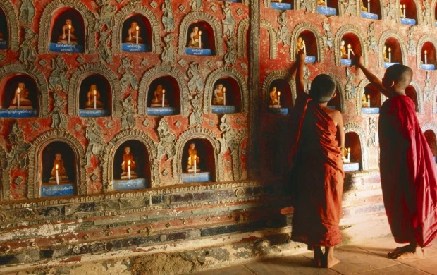 Flash Pyay Shwe Monastery (click to view)