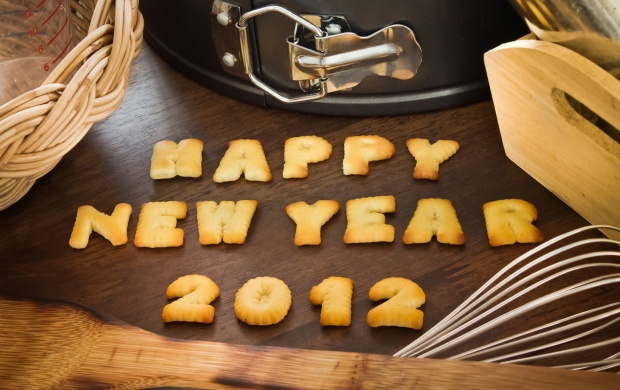 Food New Year 2012 (click to view)