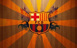 Footbol Club Barcelona Logo