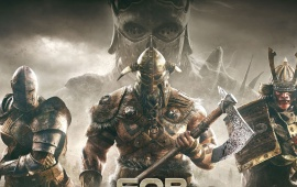For Honor Key Art