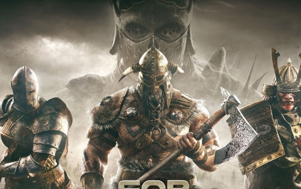 For Honor Key Art (click to view)