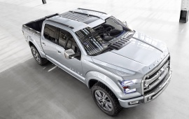 Ford Atlas Concept 2015