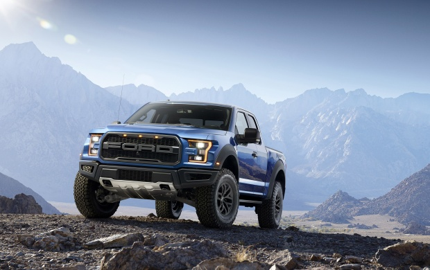 Ford F-150 Raptor 2017 (click to view)