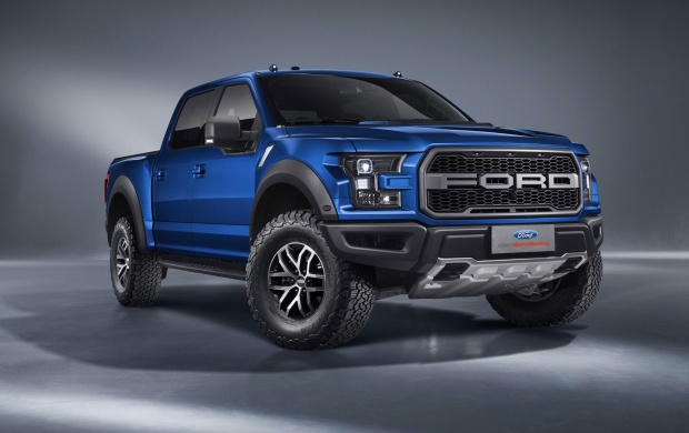 Ford F-150 Raptor SuperCrew 2017 (click to view)