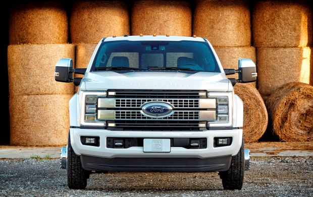 Ford F-Series Super Duty 2017 (click to view)