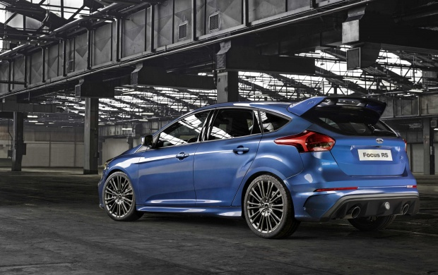 Ford Focus RS 2016 (click to view)