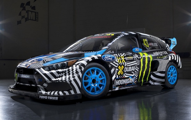 Ford Focus RS RX 2016 (click to view)