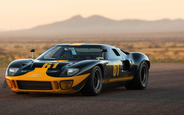 Ford GT40 1966 (click to view)