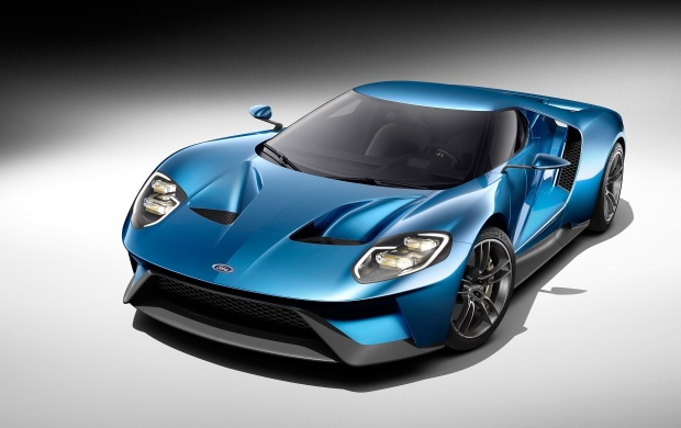 Ford GT 2017 (click to view)
