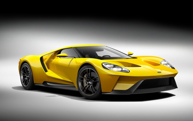 Ford GT Concept 2017 (click to view)
