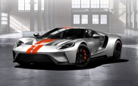 Ford Gt Configurator Front Three Quarter