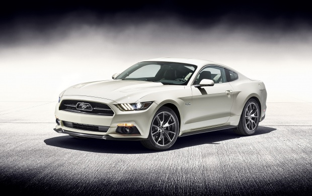 Ford Mustang 50 Year Limited Edition 2015 (click to view)