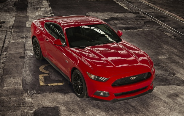 Ford Mustang EU Version 2015 (click to view)
