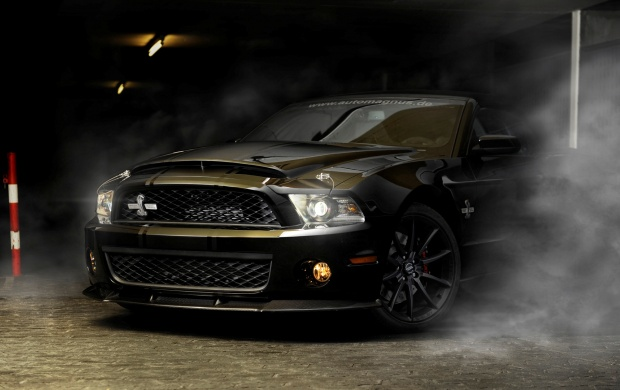 Ford Mustang GT500 Super Snake Shelby (click to view)