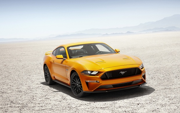 Ford Mustang GT 2018 (click to view)