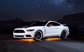 Ford Mustang GT Apollo Edition 2015