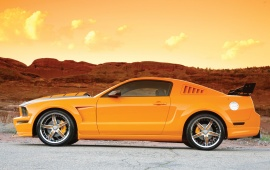 Ford Mustang Gt Zinik Wheels
